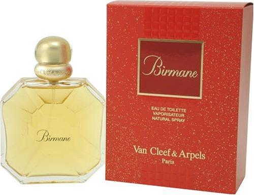 - Birmane By Van Cleef & Arpels For Women. Eau De Toilette Spray 3.3 Ounces