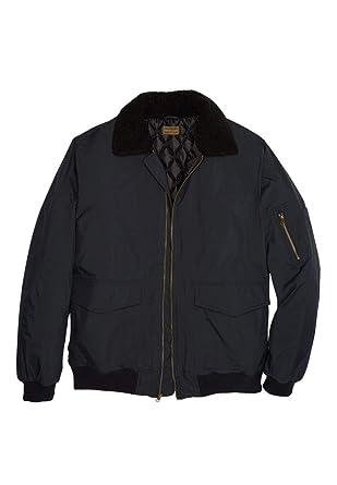 66ce606d295 Boulder Creek Men s Big   Tall Aviator Bomber Jacket at Amazon Men s  Clothing store