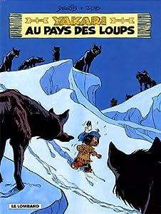 "Afficher ""Yakari n° 8 Au pays des loups"""