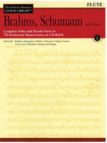 orchestra-musician-s-cd-rom-library-volume-3-flute-brahms-schumann-more