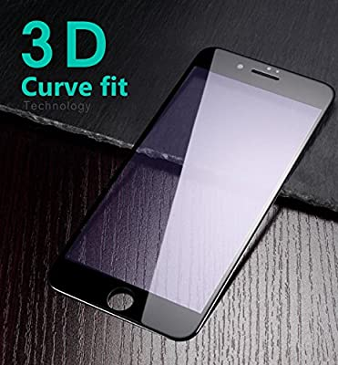 TOZO iPhone 7 plus Screen Protector Glass, [0.26mm] Ultrathin Premium Tempered Glass