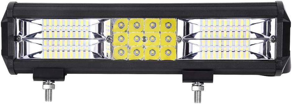 Sararoom Faretti LED Auto Faro da lavoro a LED IP67 Fari led Fuoristrada Barra Proiettore Riflettore Per Moto Camion SUV ATV UTV 288w