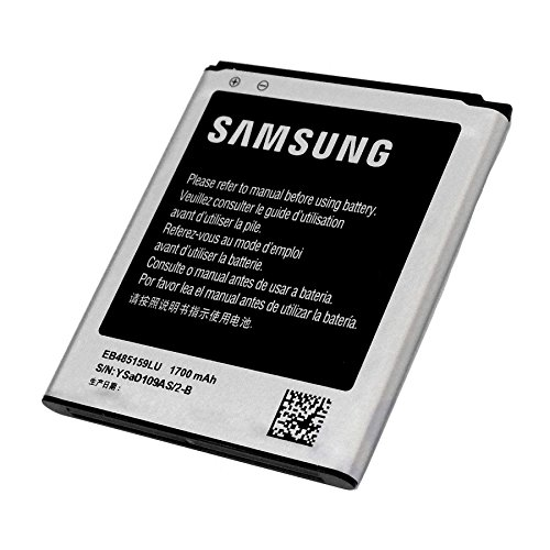 Original Genuine Battery Samsung Blister Packaging - EB485159LA - EB485159LU - Samsung Galaxy Reverb, Galaxy Xcover 2, Galaxy Xcover II, GT-S7710, SPH-M950, SPH-M950DAAVMU