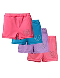 Dance Shorts for Girls Toddlers Kids Bike Shorts Gymnastics and Ballet Dance