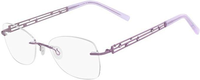 Eyeglasses MARCHON AIRLOCK AL RADIANCE 604 BURGUNDY