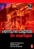 img - for Venture Capital in Europe (Quantitative Finance) book / textbook / text book
