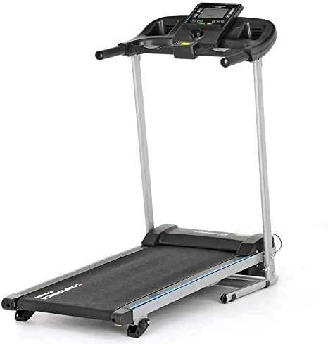Confidence Fitness TP-2 - Cinta de Correr eléctrica: Amazon.es ...