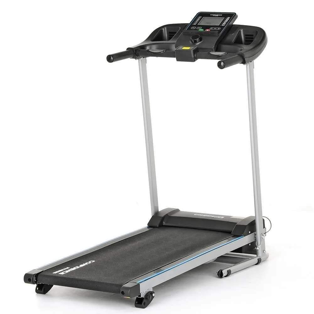 Confidence Fitness TP-2 Electric Treadmill Motorized Running Machine Incline