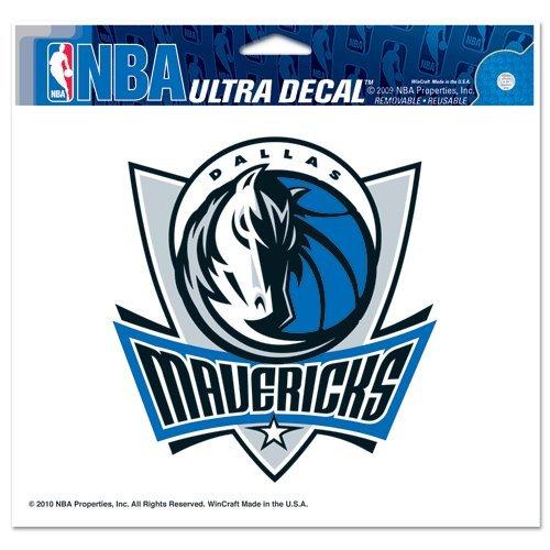 Dallas Mavericks Ultra decals 5