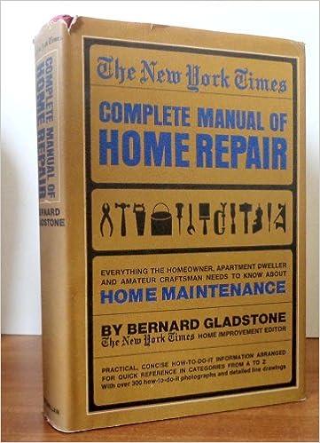 craftsman repair manuals