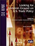 Looking for Common Ground on U. S. Trade Policy, Weidenbaum, Murray, 0892064056
