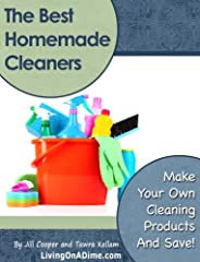 Is buying cleaning supplies mopping up your cash? Cleaning supplies are a huge expense for the average family, but Tawra Kellam and Jill Cooper spend less than $10 per year on cleaning supplies!The Best Homemade Cleaners e-book explains how t...