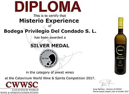 Vino de limón MISTERIO EXPERIENCE - Bodega Privilegio del Condado - 6 botellas