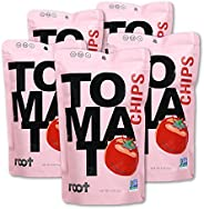 Root Foods Vegetable Chips - Veggie Snack, Non-GMO Chip with Sea Salt, Good for Adults, Kids, Vegan, Gluten Fr