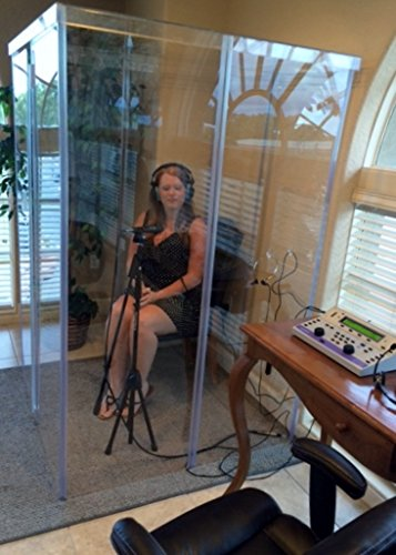 Hearing test Booths, Sound Room, Sound Proof Booth, Audio ...