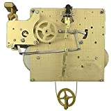 Qwirly Store: Clock Movement 351-830 with 66, 75 or 85 cm Gearing (75 cm)