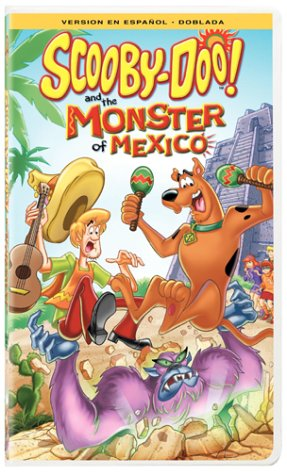 Scooby Doo & The Monster of Mexico [VHS]