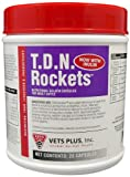 Product review for Vets Plus 28-Pack T.D.N. Rockets Horse Supplement