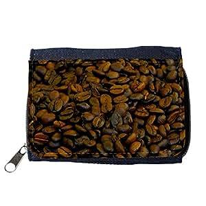 le portefeuille de grands luxe femmes avec beaucoup de compartiments // M00245593 Granos de café de Brown del café // Purse Wallet