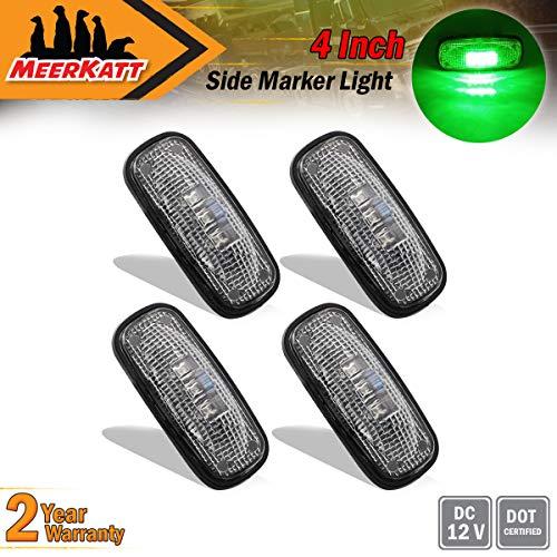 green cab lights dodge ram - 4