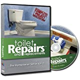 Homeowner Series Vol. 2, Toilet Repairs and Replacements, a Bathroom  Plumbing, and Toilet DVD Resource