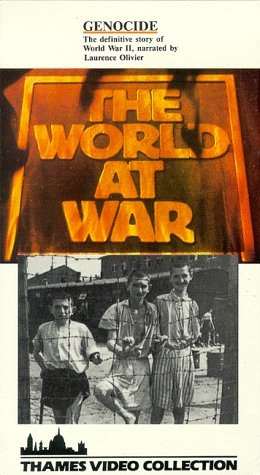 World at War:Genocide/Slipsleeve - Harriman Mall
