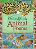 img - for The Oxford Book of Animal Poems book / textbook / text book