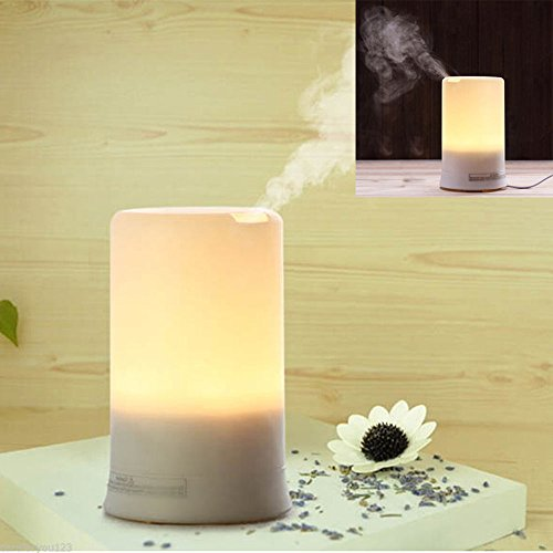 Ultrasonic Room Aroma Humidifier Air Diffuser Purifier Lonizer Atomizer 70ML New