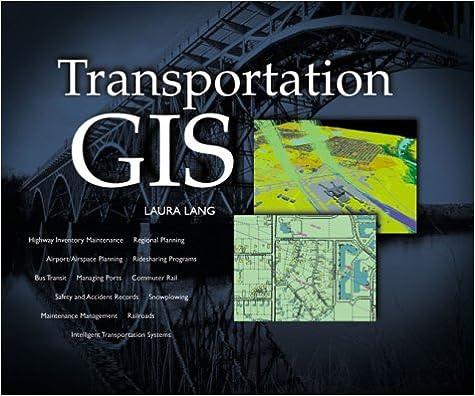 Book Transportation GIS