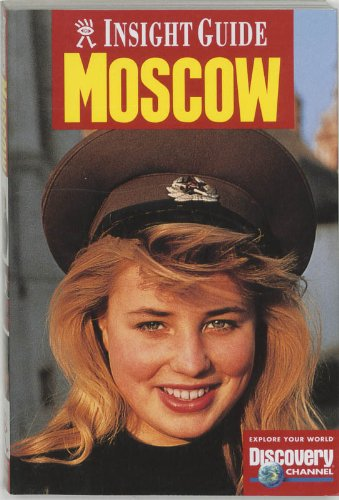 Moscow Insight Guide (Insight Guides) BRIAM (ED.) BELL