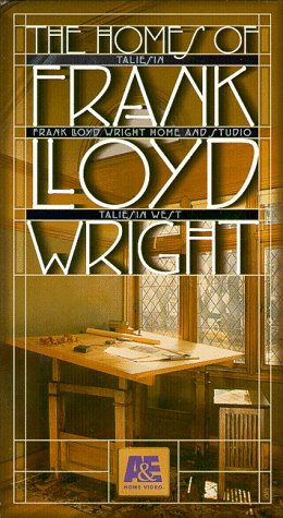 America's Castles: Homes of Frank Lloyd Wright [VHS]