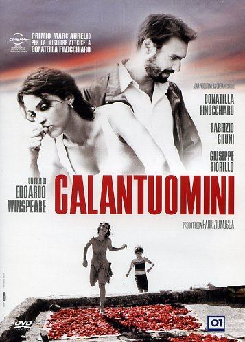 Gentlemen ( Galantuomini ) [ NON-USA FORMAT, PAL, Reg.0 Import - Italy ]