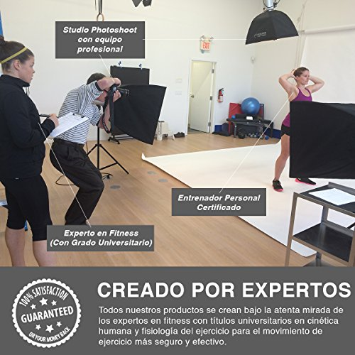 Amazon.com : Ejercicios con pelota de ejercicio - Parte superior del cuerpo - Cartel - Body Ball Exercises - Upper body/Lower Body (Spanish Edition) Poster ...