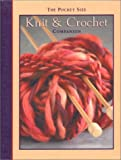 img - for Knit & Crochet Companion (Pocket Companion Themed Notebook) book / textbook / text book