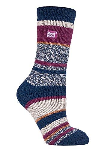 Purple Sizes Womens Socks Heat Holders amp; 8 Pink Black Red 4 Fleckney wB8H0xRBq