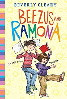 Ramona the brave beverly cleary jacqueline rogers 9780380709595 beezus and ramona fandeluxe Gallery