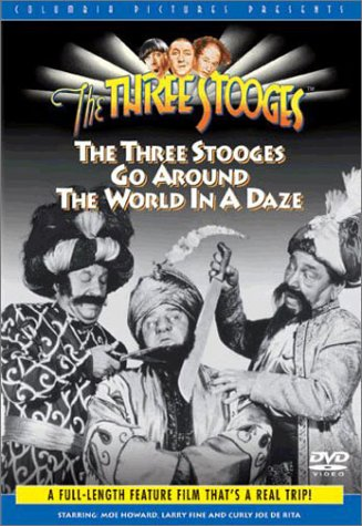 The Three Stooges Go Around the World in a - Tax Usa Sale In