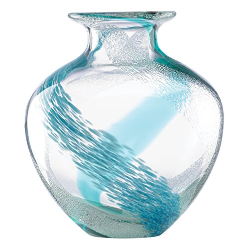 Lenox Seaview Bubble Swirl Vase