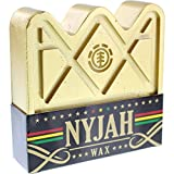Element Nyjah Crown Skate Skateboard Wax Gold