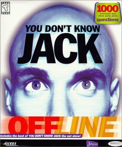 Amazon com: You Don't Know Jack Vol  5 - Offline - PC/Mac