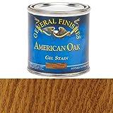 Gel Stain American Oak 1/2 pint