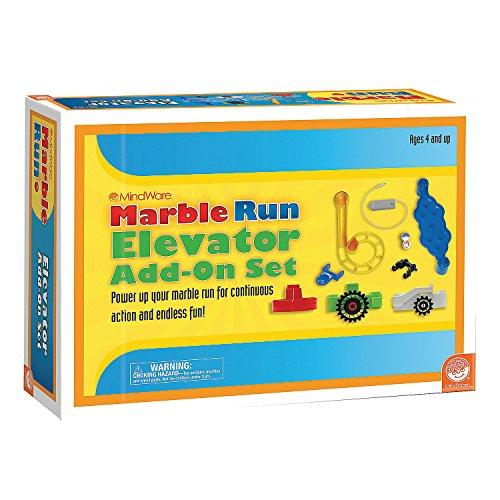 MOTORIZED MARBLE RUN ELEVATOR (Marble Run Elevator)