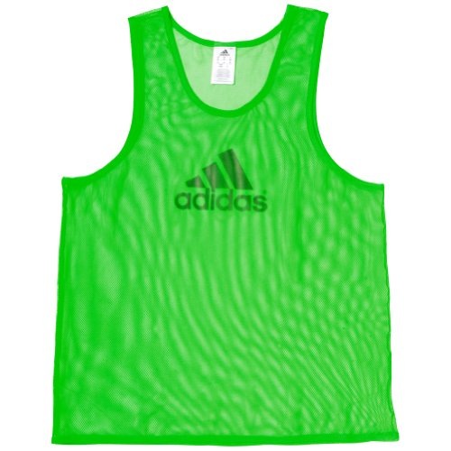 Polyester Training Bibs (Adidas New Bib Medium Green)