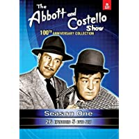 The Abbott & Costello Show - 100th Anniversary Collection, Season 1 [Import]
