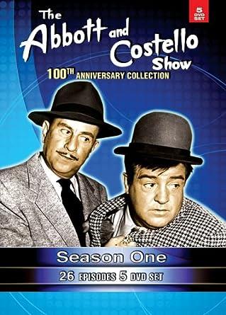 The Abbott Costello Show 100th Anniversary Collection Season 1