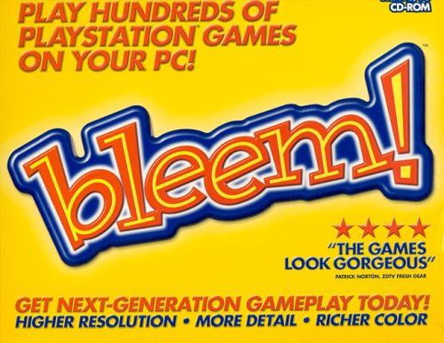 bleem! - PC (Cd Rom Emulator)