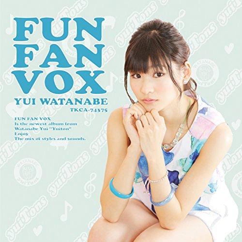 渡部優衣 / FUN FAN VOX[通常盤]の商品画像