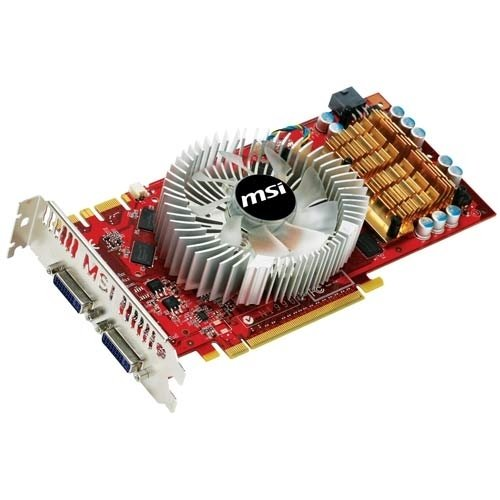 Photo - MSI N250GTS-2D512-OC GeForce GTS 250 512MB 256-Bit GDDR3 PCI Express 2.0 Video Card