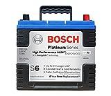Bosch Flat Plate AGM Battery