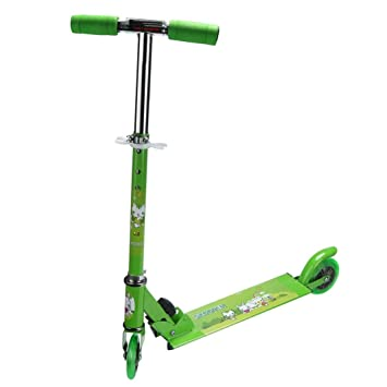 Clode® Kick Scooters, 1pc Kick Scooter Niños Plegable de 2 ...